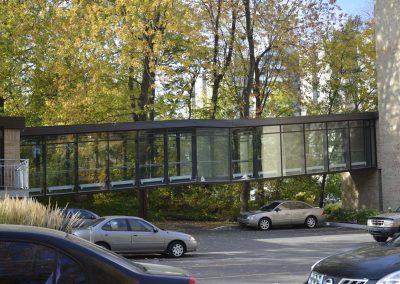 Passerelle Hébergement Laurendeau